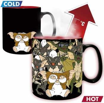 3665361030850 Mug Gremlins - Ne Pas Mouiller - Thermoreactif 460ml