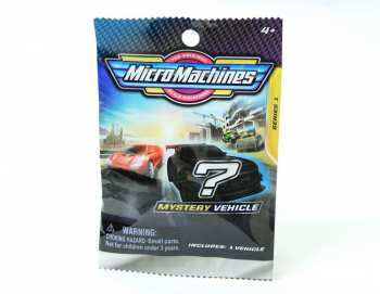 191726375265 Voiture Mystere - Micromachines- Serie 1