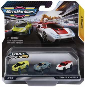 191726375289 Voiture Micromachines - Multipack - Serie 1