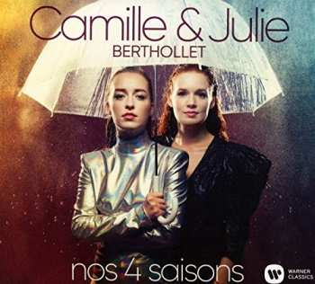 5510108348 Camille Et Julie Betholet Nos 4 Saisons CD