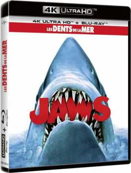 5053083215583 Les Dents De La Mer 4K Ultra HD FR BR