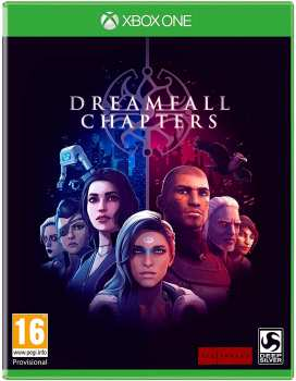 4020628816421 Dreamfall Chapters FR Xbone