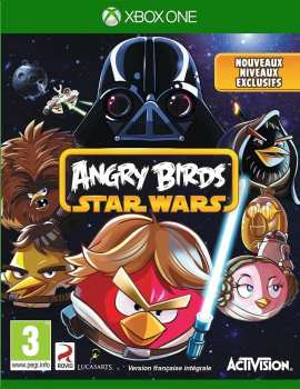 5030917139512 Star Wars Angry Birds FR Xbone