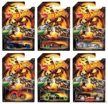 887961402650 Voitures Hot Wheels Halloween 1 64