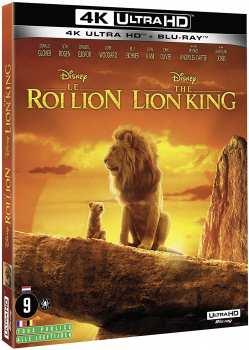 8717418557027 Le Roi Lion (2019) 4K Ultra HD FR BR