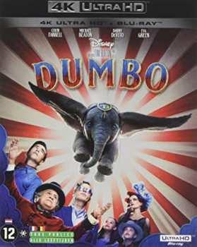 8717418549145 Dumbo (2019) 4K Ultra HD FR BR