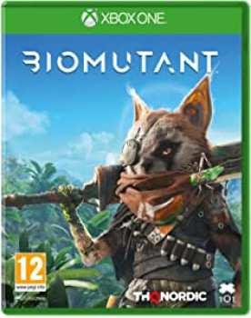 9120080071361 Biomutant FR Xbox One XSX