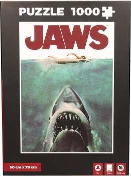 8435450223860 Puzzle Jaws 1000P ( Dent De La Mer)