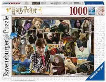 4005556151707 HARRY POTTER - PUZZLE 1000P - GALLERY