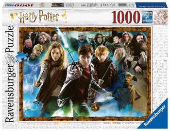 4005556151714 HARRY POTTER - PUZZLE 1000P - CHARACTERS