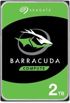 8719706013215 Disque Dur Seagate Barracuda HDD 2TB 3.5