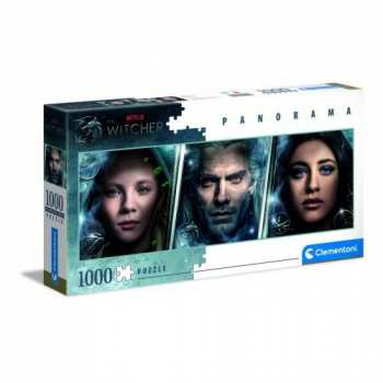 8005125395934 Puzzle Panorama The Witcher 1000P (netflix)