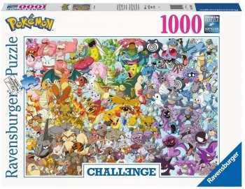 4005556151660 Puzzle Nintendo Puzzle Challenge Pokemon 1000P