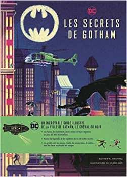 9782374931357 Dc Comics: Les Secrets De Gotham - B
