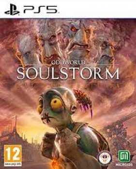 3760156487090 Oddworld Soulstorm Day One Oddition FR PS5