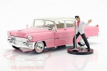 4006333066047 Voiture 1 24 - Cadillac Fleetwood - Elvis Presley