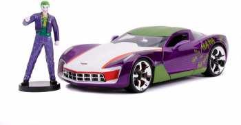 4006333068706 Voiture Corvette Stingray The Joker 1:24
