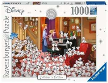 4005556139736 Puzzle Disney 101 Dalmatiens Collectors Edition 1000P - B