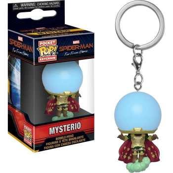 889698393638 Porte Cle Funko Pop Spider-man - Mysterio