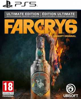 3307216183334 Far Cry 6 Ultimate Edition FR PS5