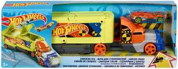 887961729092 Camion Stunt Crash Mattel Hot Wheels
