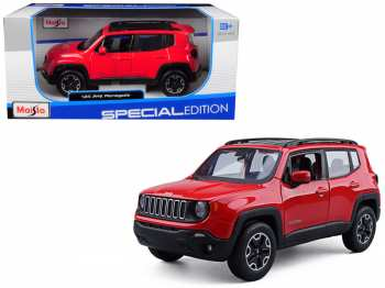 90159312826 Voiture Maisto - Jeep Renegade 1 24 Special Edition