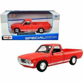 90159315223 Voiture Maisto - Pick Up Datsun 620 De 1973 1 24 - Special Edition
