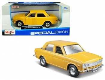 90159315186 Voiture Maisto - Datsun 510 De 1971 1 24 - Edition Speciale