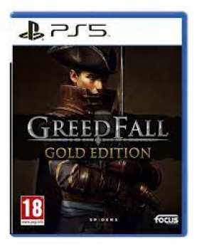 3512899123892 Greedfall Gold Edition FR PS5