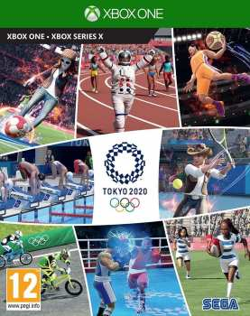 5055277037667 Tokyo 2020 - Olympic Games The Official Video Game FR Xbox ONE XSX