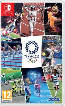5055277037650 Tokyo 2020 - Olympic Games The Official Video Games FR Switch