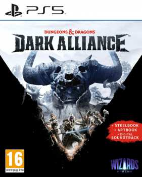 4020628701086 Dungeons And Dragons - Dark Alliance - Special Edition (Boite Anglaise) FR PS5