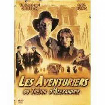 5510108501 Les Aventuriers Du Tresor Perdu Dvd Fr