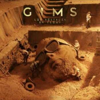 194398702520 (Maitre) Gims - Les vestiges du fleau (2021) CD