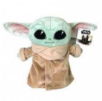 5400868008777 Peluche 25 Cm Mandalorian Baby Yoda