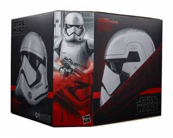 5010993737093 Casque Electronique Star Wars - Black Series - First Order Stormtrooper
