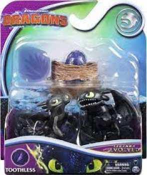 778988284698 Dragons - Set De Jeu Assortiments De Figurine De Dragon
