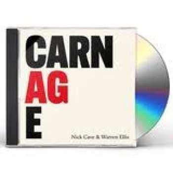 5056167160533 ick Cave Et Warren Ellis - Carnage (2021) CD