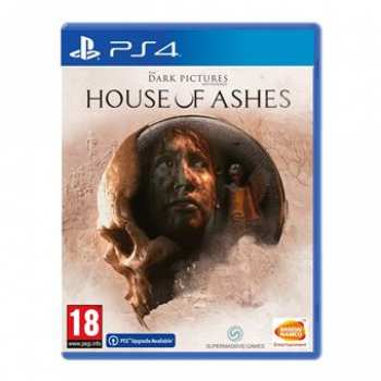 3391892014501 House Of Ashes - The Dark Picture Anthology FR PS4