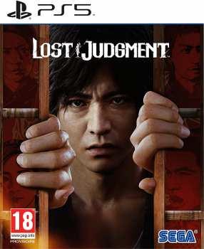 5055277044252 Lost Judgment (JPAN/UK Voix - FR Text) PS5