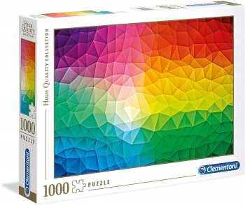 8005125395217 Puzzle 1000 Pieces Clementoni Gradient Colors