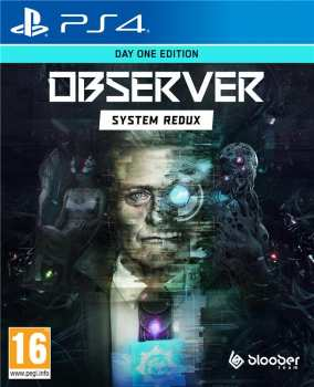 4020628691387 Observer System Redux - Day One Edition (Boite UK) FR PS4