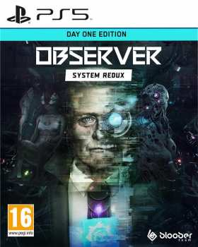 4020628691370 Observer System Redux - Day One Edition (Boite UK) FR PS5