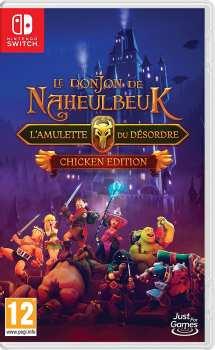3700664528496 Le Donjon De Naheulbeuk : Amulette Du Desordre - Chicken Edition Switch