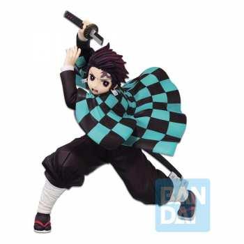 4983164173321 Figurine Demon Slayer - Tanjiro Kamado - Ichibansho 15cm