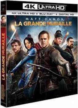 5053083115753 La Grande Muraille 4K Ultra HD FR BR