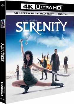 5053083136598 Serenity 4K Ultra HD FR BR