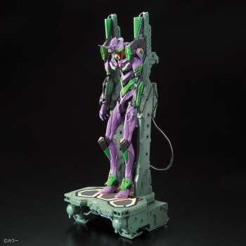 4573102590152 Figurine Gunpla Evangelion Unit-01 DX Transport Platform Set