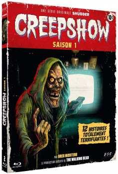 3701432002040 Creepshow (Grec Nicotero) Saison 1 FR BR