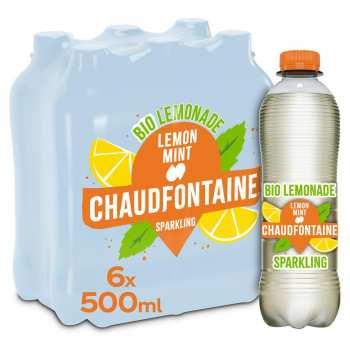 5449000287434 Boisson Chaudfontaine Limon Bio Limonade 50ml